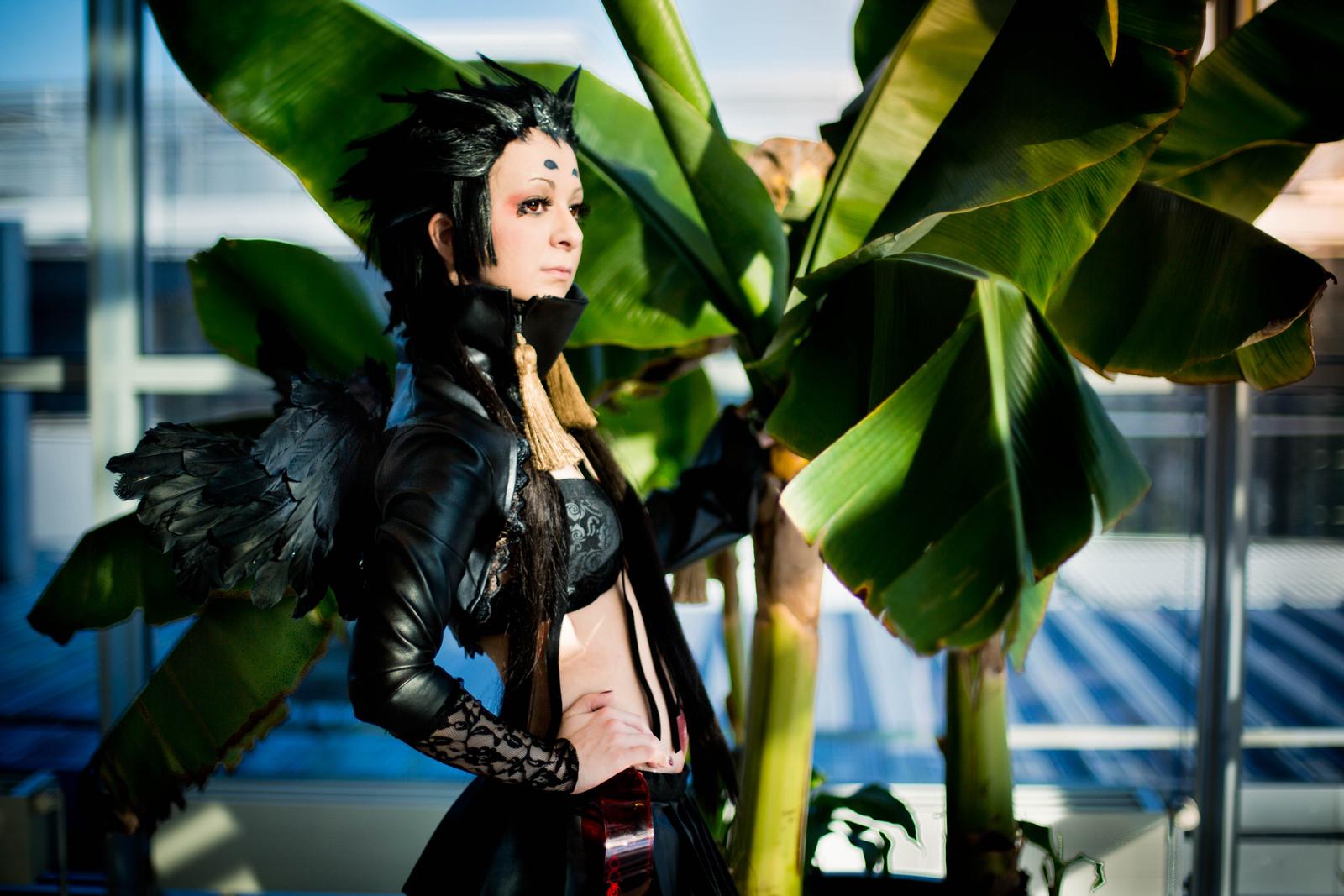 Zone00 - badass crow by Firiless