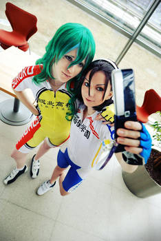 Yowamushi Pedal - Best Rivals