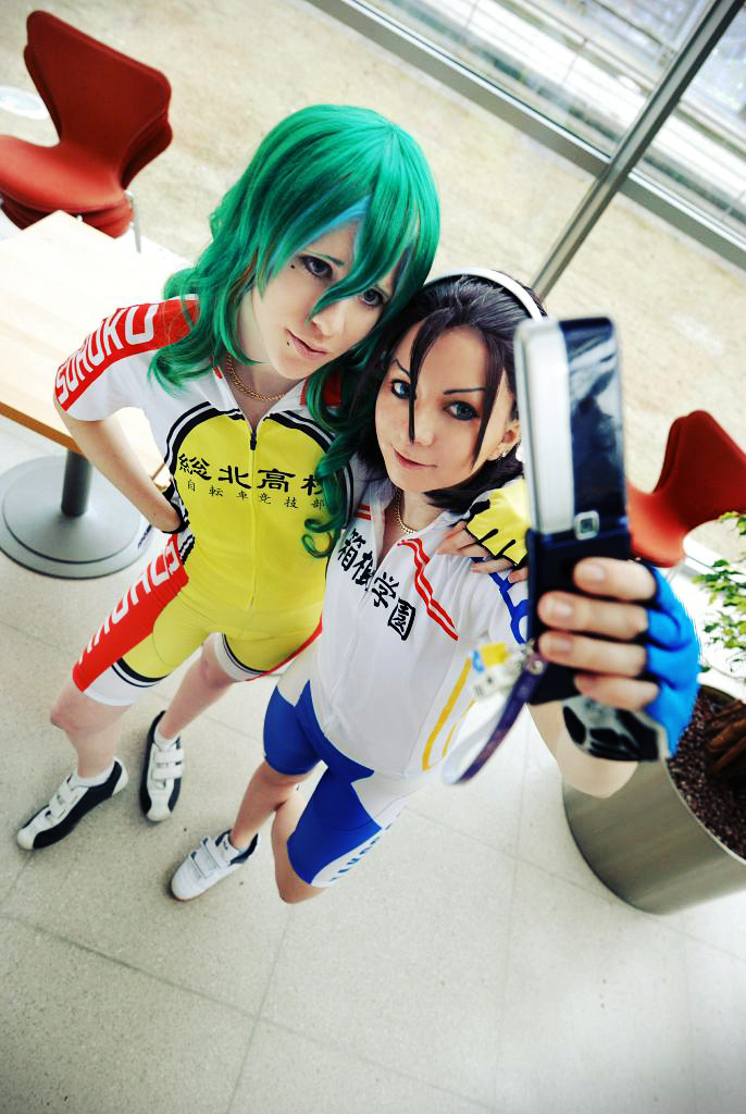 Yowamushi Pedal - Best Rivals by Firiless