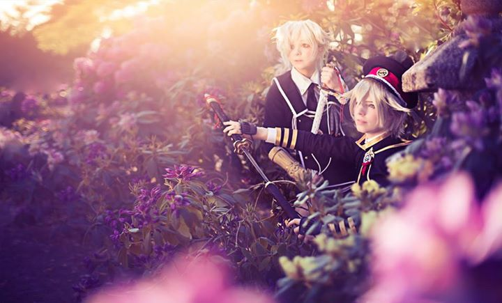 Touken Ranbu by Firiless
