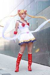 Sailor Moon in the name of LOVE