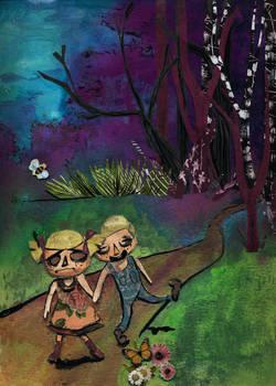 Grimm's Hansel and Gretel pt1