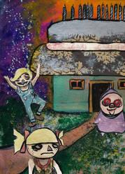 Grimm's Hansel and Gretel pt2