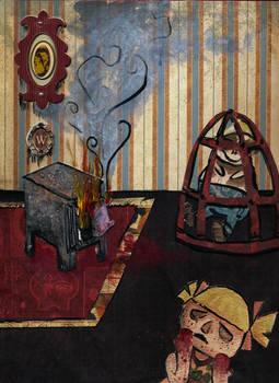 Grimm's Hansel and Gretel pt3