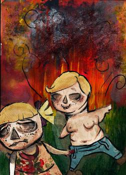 Grimm's Hansel and Gretel pt4