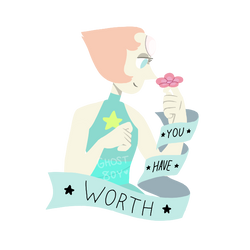 you have worth * su by non8inary
