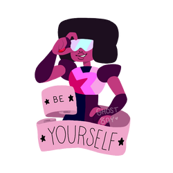 be yourself * su by non8inary