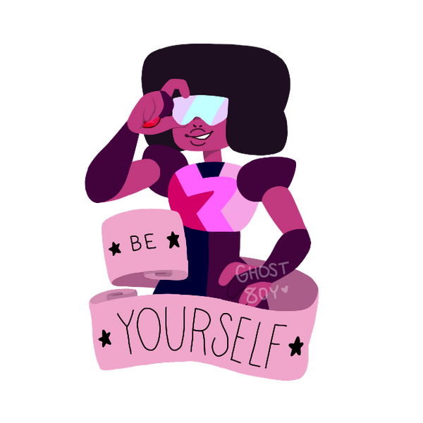 be yourself * su by ghost8oy