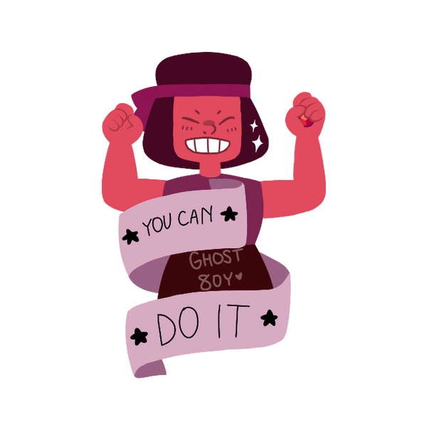 part seven speedpaint buy this as a sticker here character :  ruby * steven universe * rebecca sugar
