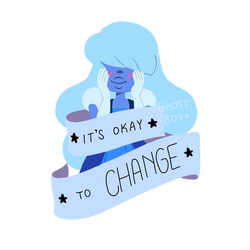 it's okay to change * su by non8inary