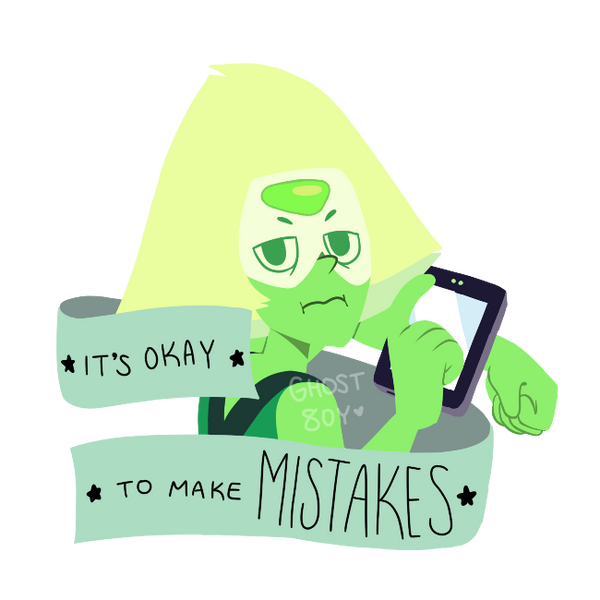 part nine speedpaint buy this as a sticker here character :     peridot * steven universe * rebecca sugar