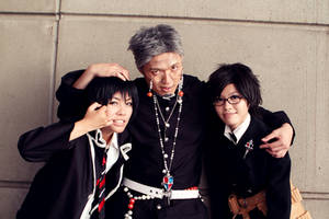 Ao no Exorcist:Family Portrait by ihitoq