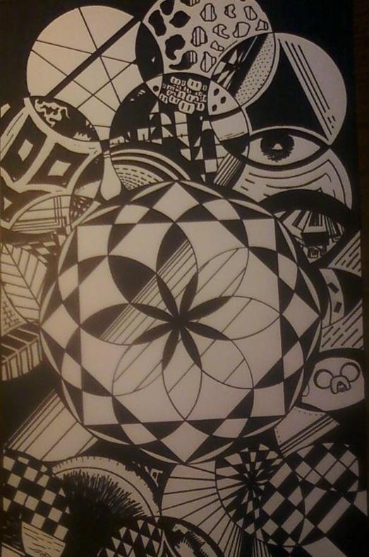 Circles by DByczynski