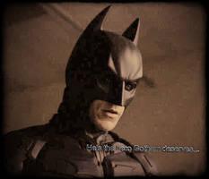 The hero Gotham deserves. by AlannaCR08