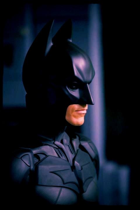 A Dark Knight by AlannaCR08