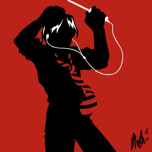 iWand - Sirius Black by GoldphishCrackers