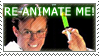 :stamp: Re-animate me, Doctor by GoldphishCrackers