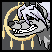 Bakura wolf icon for Kyubigirl by Neomae