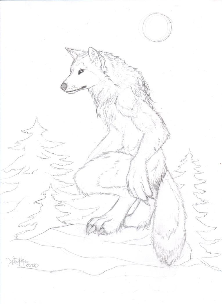Werewolf by Neomae