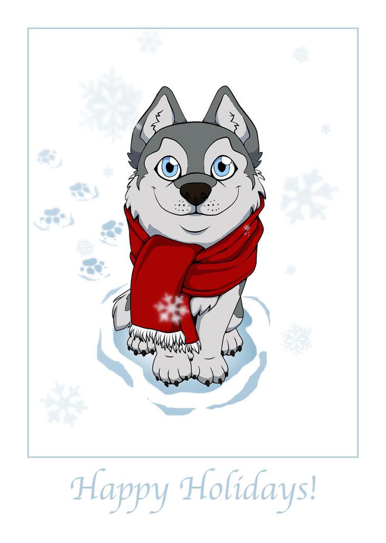 Happy Holidays 2012 by Neomae