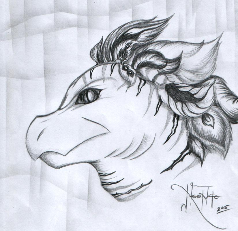 Strange Griff by Neomae