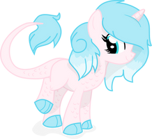 Pastel Claw - OC by Neverlyn