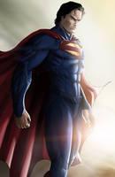 Man of Steel by Niyoarts