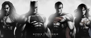 Dawn of Justice - The league-1