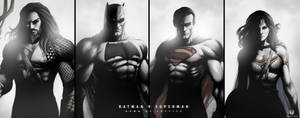 Dawn of Justice - The league-2