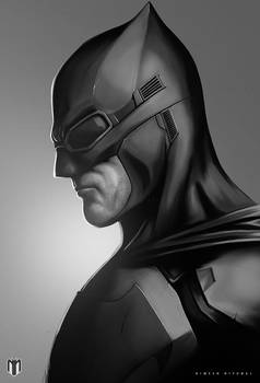 Justice League Character Posters- Batman