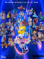 My Little Pony: The Disney Chronicles poster