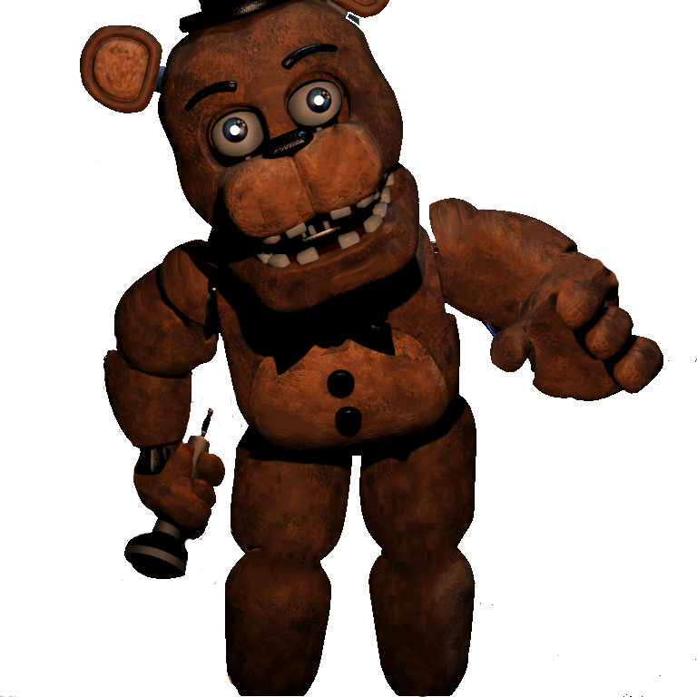 My attempt on a fixed withered freddy by jimmyjames1118 on deviantart