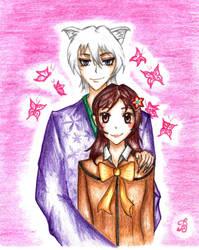 Kamisama Hajimemashita - Tomoe and Nanami by Blyostochka