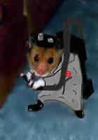 Hamster Ghostbusters
