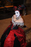Masquerade by XJonetsuX