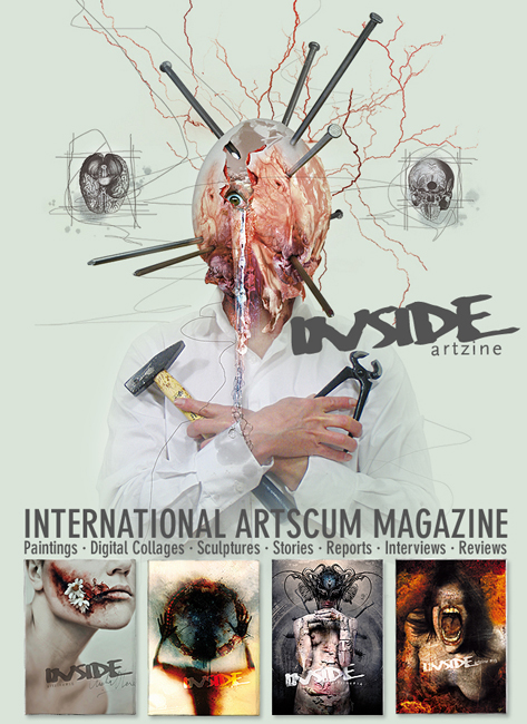 INSIDE artzine by inside-artzine