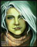Sephiroth - When I was happy.. by Lightning-Baron