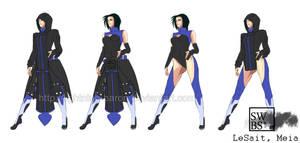 Meia - Uniform sheet