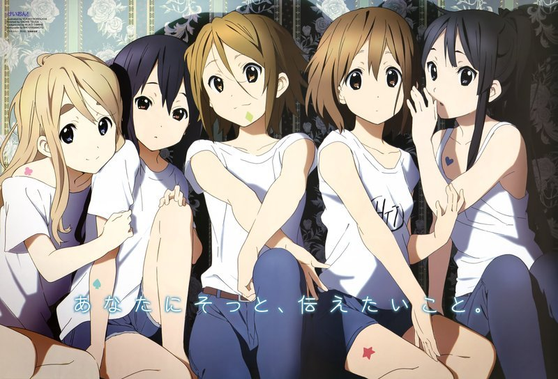 K-On Style by bertcham