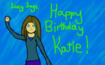 A Birthday Present for Katie..