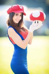 Super Mario! by Marco-Photo