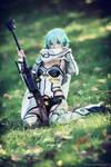 Sword Art Online - Sinon