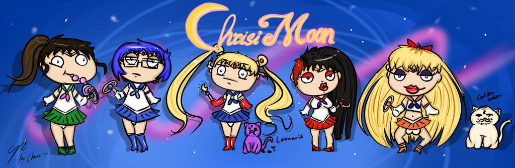 Chrisi Moon by Tdrawer3130