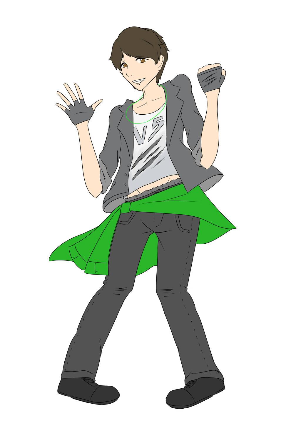 Redesign Vocaloid 5 Ken By Tdrawer3130 On Deviantart