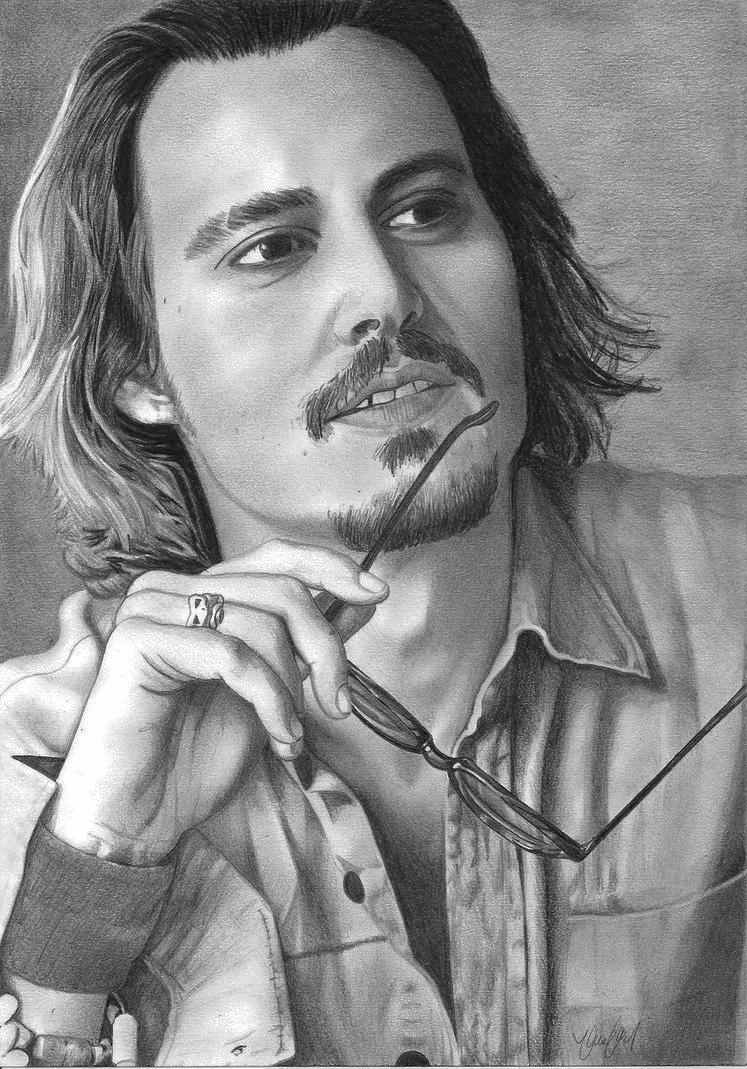 Johnny Depp by YALIM1907