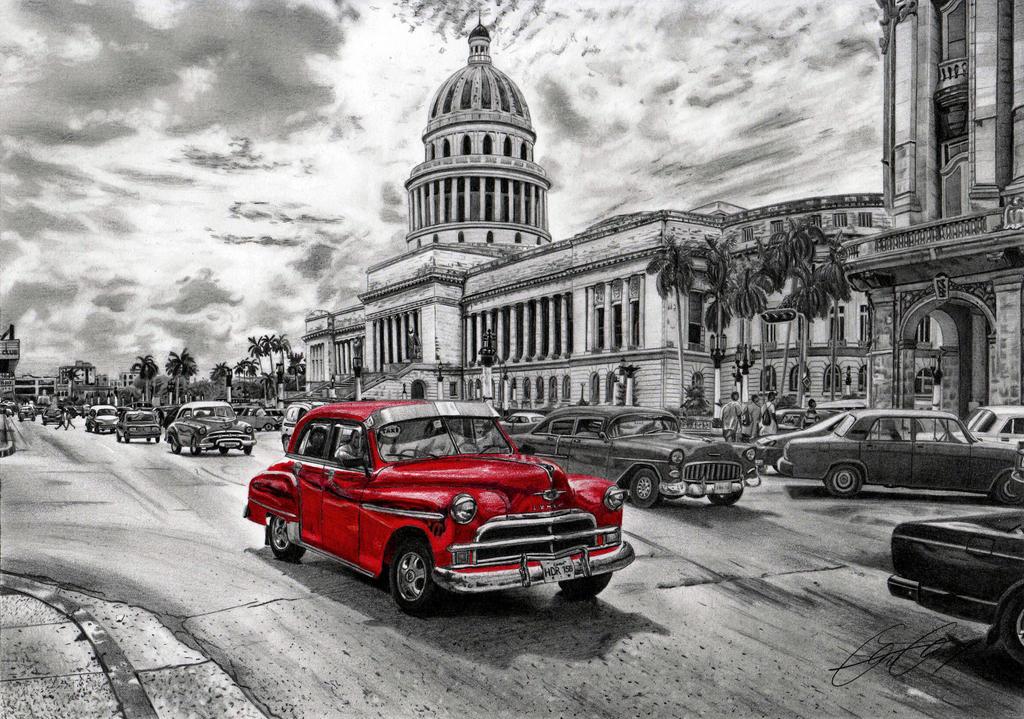 Cuba - Havana by YALIM1907