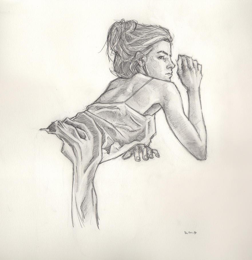 Drawing by dchudzyn