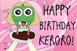 HAPPY BIRTHDAY KERORO by Noulin123