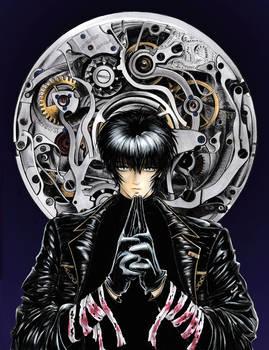 SUBARU SUMERAGI - Fan Art - Chronos