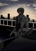 mr president by Shinkan-Seto